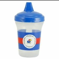 Kansas Jayhawks Ku Sippy Cup Baby Fanatic - Lot Of 10