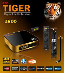 Tiger Star Z800 Digital Satellite Receiver
