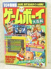 GAME BOY DAIHYAKKA ENCYCLOPEDIA 95 Guide Catalog Cheat Book JN*