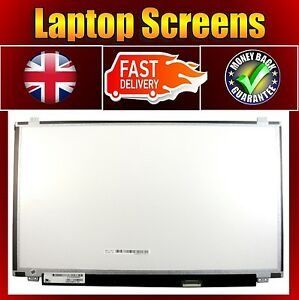 """New LG Philips LP156WF6 SP B6 Notebook 15.6"""" LED HD Matte Compatible Screen"""