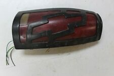 OEM Chevrolet Right Side RH Tail Light with Chevy Cover 16508322 16506350 F3 456