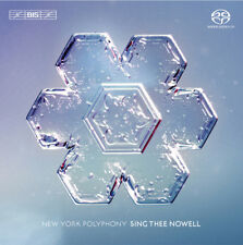 New York Polyphony : New York Polyphony: Sing Thee Nowell CD (2014) ***NEW***