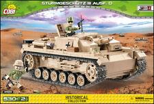 COBI StuG III Ausf. D (2529) - 530 elem. - WWII German assault gun