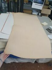 Natural Veg Tan Leather Panel 2.3mm Thickness LOT 1920