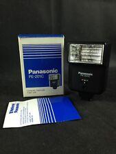 Panasonic PE-201C Computer Electronic Flash Unit