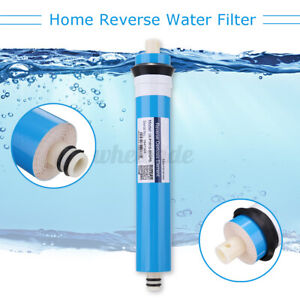125G Reverse Osmosis RO Unit Complete Replacement Pre Filters Including Membrane