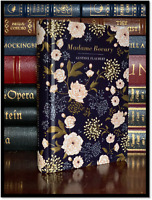 Madame Bovary by Flaubert New Ultimate Gift Edition Hardcover Gold Edge & Ribbon