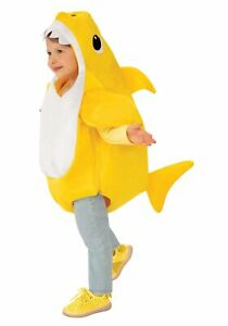 Baby Shark with Sound Chip Toddler Costume
