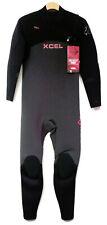 XCEL Men's 4/3 INFINITI COMP X2 Chest-Zip Wetsuit - GBA - XLagre Short - NWT