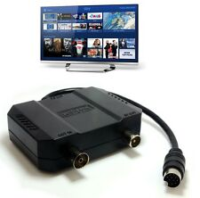 LABGEAR IO-LINK / SYNC / BOX RF MODULATOR OUTPUT 4 SKY HD BOX USE WITH MAGIC EYE