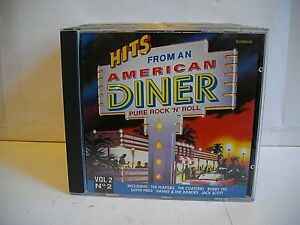Hits From an American Diner Vol 2 No 2