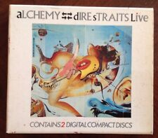 DIRE STRAITS ALCHEMY LIVE 2 CDS (part One And Two)