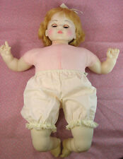 "3 pr Cream Baby Bloomers for 24"" Alexander Puddin' Kitten, and other dolls"