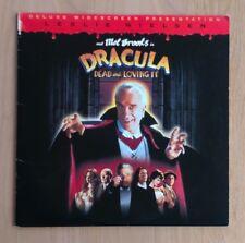 Dracula: Dead and Loving It (1995) NTSC Laserdisc 80096