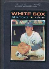 1971 Topps #169 Ed Herrman White Sox EX/MT *6447