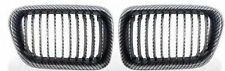 Front Grille Grills Carbon Look for BMW 3 Series E36 LCI 1997-1998