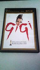 """DVD """"GIGI"""" VINCENTE MINELLI LESLIE CARON"""