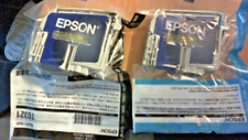 Original Epson T0321  AND T0322  Ink Cartridges (ONE OF EACH)