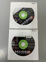 Mass Effect 2 (Microsoft Xbox 360, 2010) Disc Only