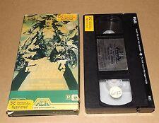 1990: The Bronx Warriors vhs video MEDIA
