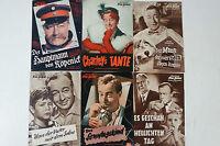 Illustrierte Film-Bühne 6 Einleger Heinz Rühmann Charley's Tante B2763
