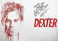 Dexter Auto Copia De Sangre PÓSTER