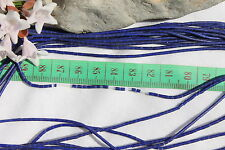 225pcs Simulated Resin Lapis Heishi Spacer Beads