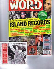 ISLAND RECORDS / BOB MARLEY / ROXY MUSICThe Word + CDNo.75May2009