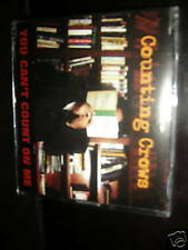 counting crows - you can't count on me  promo cd
