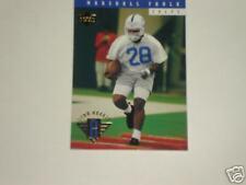 1994 94 UPPER DECK MARSHALL FAULK Rookie Card