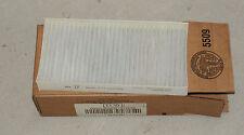 Chrysler PT Cruiser Pollen Filter Part Number 05058040AA Genuine Part