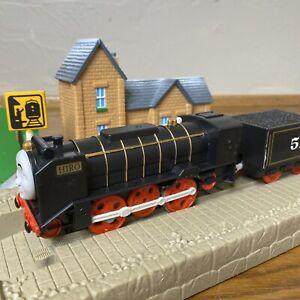 Thomas & Friends Trackmaster Hiro & Tender 2009 Motorized Train Engine Hit Toy