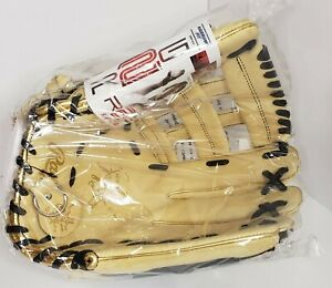 "NIB Rawlings Heart Of The Hide OUTFIELD Baseball Glove 12.75"" Right Hand Throw"