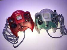SEGA Dreamcast Controller NUOVO CON VIBRAZIONE OFFERTA x2 PER 15 EURO 2 COLORI
