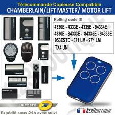 T l commandes pour porte de garage achetez sur ebay for Coque telecommande garage