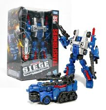 Transformers Generations War for Cybertron: Siege Deluxe Cog WFC-S8 New in Box