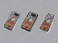 Superhero Retro Comics X-Men Avengers Hulk Rubber TPU Phone Case Cover