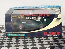 SCALEXTRIC VANWALL F1 1957 #10 GREEN C2552 1:32 SLOT BNIB