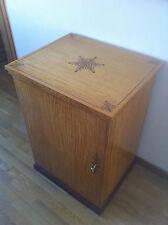 Rare Ancienne Machine à coudre  OMNIA complete avec joli meuble de rangement
