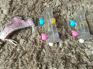 Build A Bear accessories Roller Skates And Crown