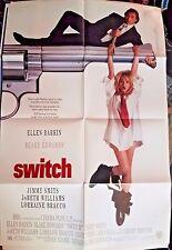 "Switch Movie Poster Folded 40""x 27"""