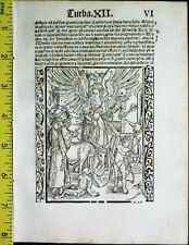 Durer,Ship of Fools,Navicula sive speculum,Fools in Bondage of Angel,Death&Cupid