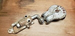 Vintage Myers 3348 Metal Barn Door Roller : Used Antique
