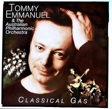 TOMMY EMMANUEL CLASSICAL GAS CD NEW