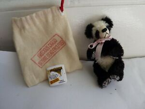 Miniature Limited Edition Mossie Pandabear ' Chi- Chi' 4 of 10 Nov 99