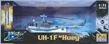 "EASY Model-uh-1f ""Huey"" Helicopter/Elicottero Paesi Bassi Marine 1:72 NUOVO"