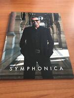 George Michael 3 concerts programmes books ( wham ) + livre de A à Z