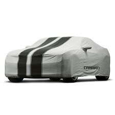 2010-2015 Camaro Coupe Genuine GM Premium Outdoor Car Cover Gray 92215994