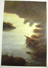 John Seerey Lester  ''Phantoms of the Tundra'' S/N Limited Edition Print