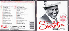 2 CD 50T FRANK SINATRA ROMANCE EDITION LIMITEE BEST OF 2002 feat CELINE DION TBE